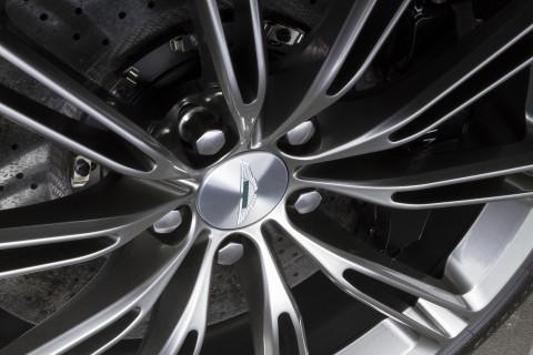 Aston Martin DB9 Volante Wheel