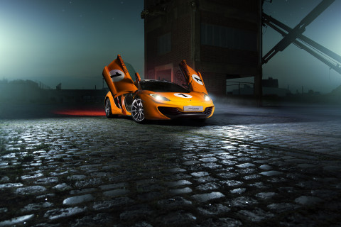 McLaren MP4-12C Heritage Edition