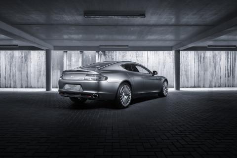 Aston Martin Rapide Back
