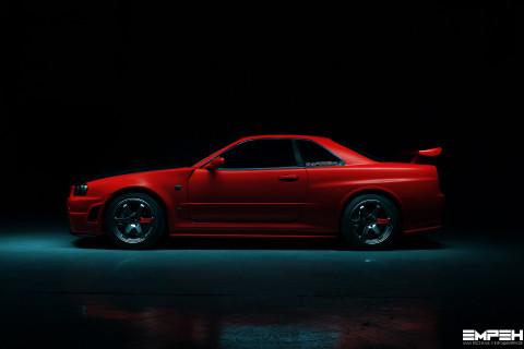 R34 GTR Profile