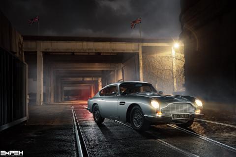 AstonMartin DB6